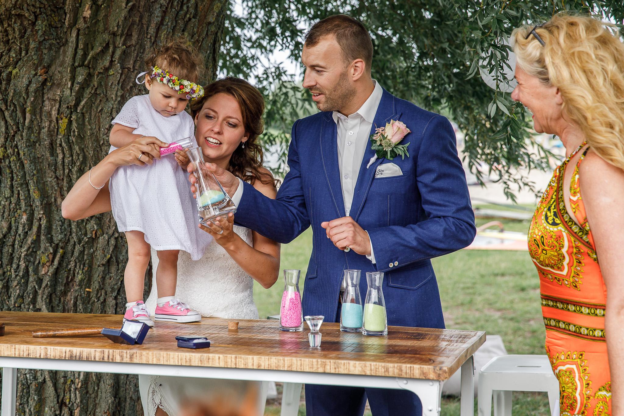 Bruiloft Linda & Bas